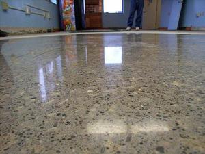 混凝土固化剂水磨石地坪